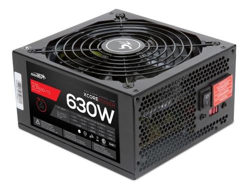 fuente pc sentey xcp630-ts 630w real fan 140mm 2 x pci-e pce
