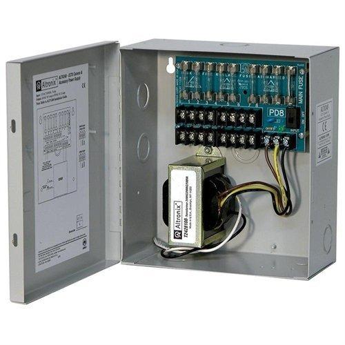 fuente poder altronix close circuit tv camera ac power