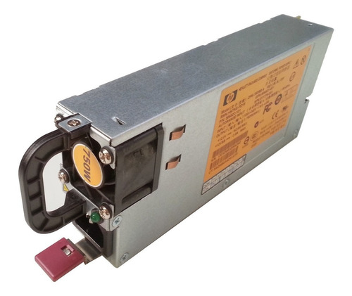 fuente poder hp server proliant g6 750w redundante hot plug