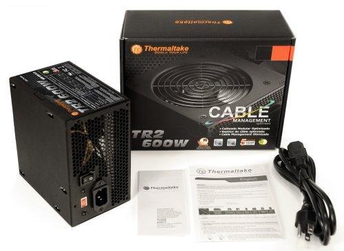 fuente poder thermaltake tr2 600 watts 12v v2