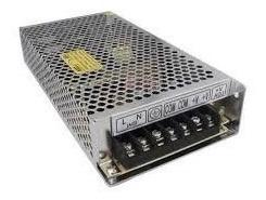 fuente poder transformador 12v 15amp camaras cctv luces 8694