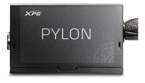fuente poder xpg pylon 450w 80 plus bronze