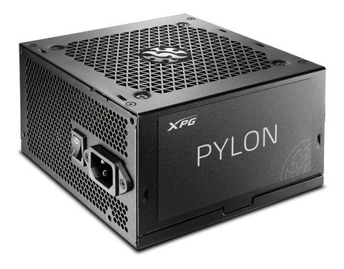 fuente poder xpg pylon 550w 80 plus bronze
