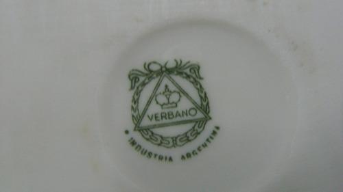 fuente porcelana verbano instituto nacional de investigacion
