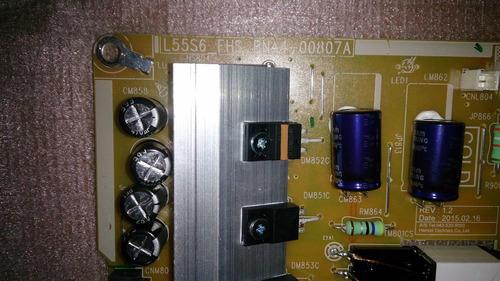 fuente samsung bn44-00807a l55s6_fhs un48ju6500 serie ju6000