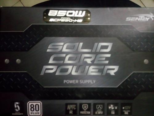 fuente sentey  850 watts 80 plus