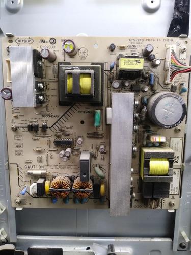 fuente sony aps-243 1-878-988-31 modelo kdl-32ll150