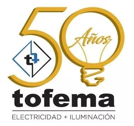 fuente switching 10a 12v 120w para tira led - tofema