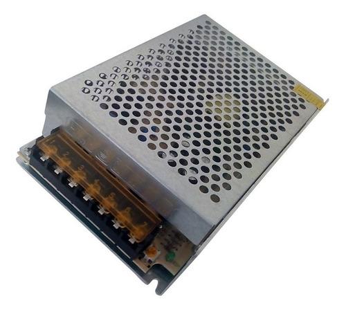 fuente switching 12v 10a camara led transformador tira led