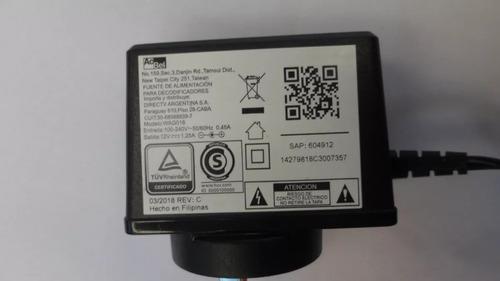 fuente switching 12v 1.25a camara cctv tira de led router e+