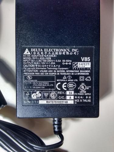 fuente switching 12v 1,25a con interlock