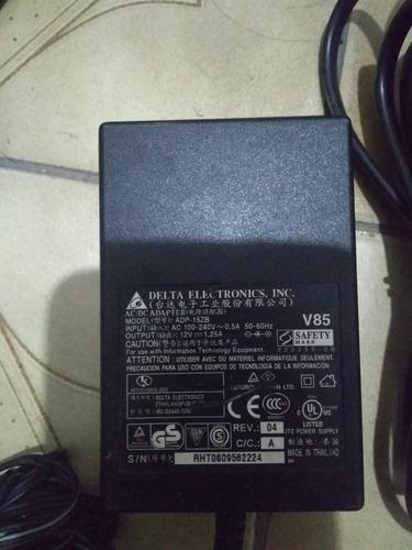 fuente switching 12v 1,25a ideal tiras led, cámaras