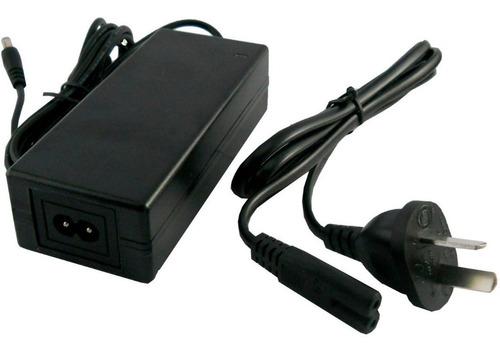 fuente switching 12v 5a luz tira led camara cctv automatica