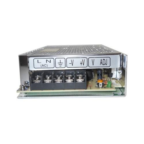 fuente switching metálica 12v 4a gralf camaras y leds