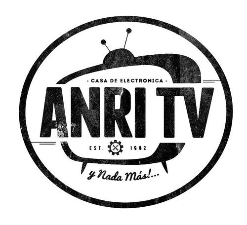 fuente transformador pedales guitarra 5 salidas 9v . anri tv