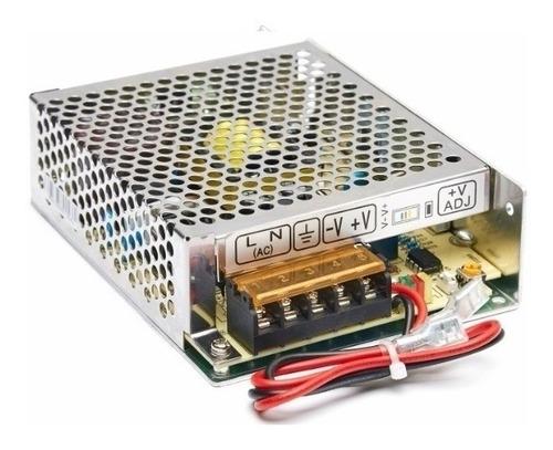 fuente ups 12v 4a amp switching con ups carga bateria 13.8v
