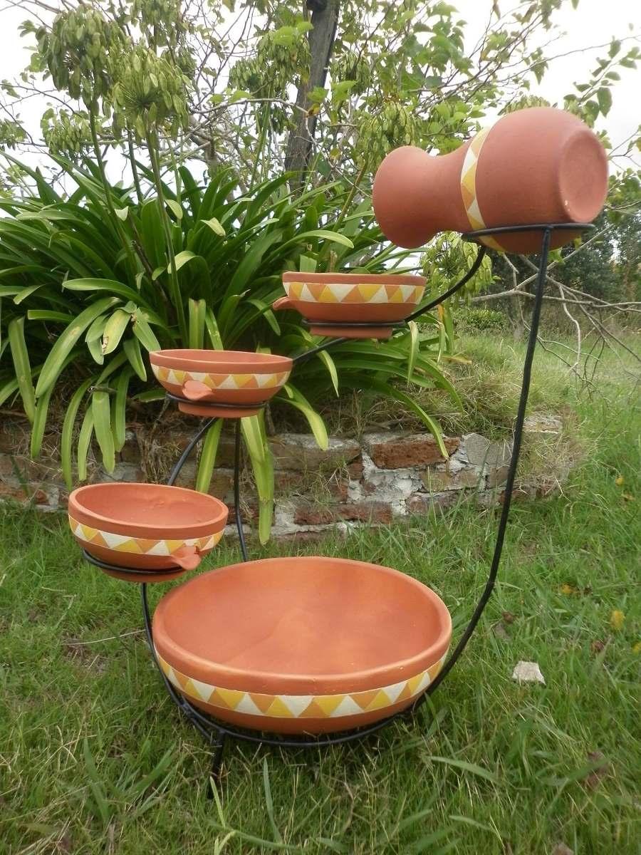 Fuentes de agua en mercado libre - Fuentes solares para jardin ...