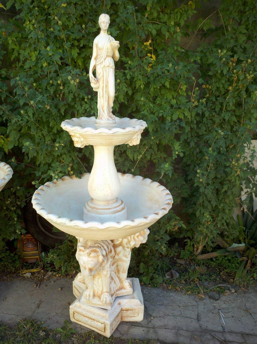 Fuentes De Agua Para Jardin 977890 En Mercado Libre - Fuentes-agua-jardin