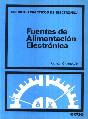 fuentes de alimentacion electronica - kilgenstein