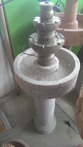 fuentes de cantera natural 30cm