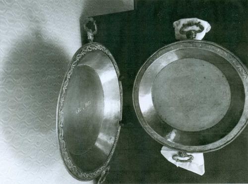fuentes de plata alemana