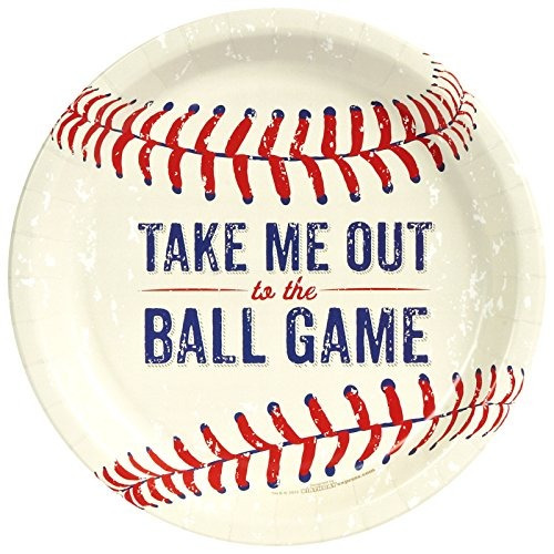 fuentes del partido del tiempo de béisbol - platos para ce