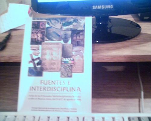 fuentes e interdisciplina jornadas nacuzzi nigelio impecable