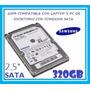 Disco Duro Para Laptop De 320 Gb En Oferta