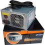 Fuente De Poder Atx 600w Conector Sata Ide Pc 20/24 Pines