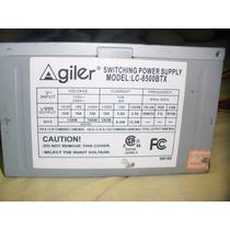 Fuente De Poder Agiler 500wats Certificada