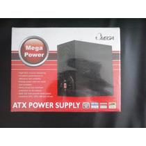 Fuente De Poder De 525w Atx Power Supply Marca Omega