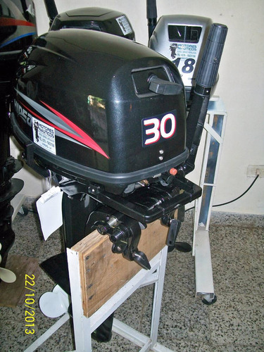 fuera de borda hidea 30 hp 2t 0km¡¡ yamaha powertec honda