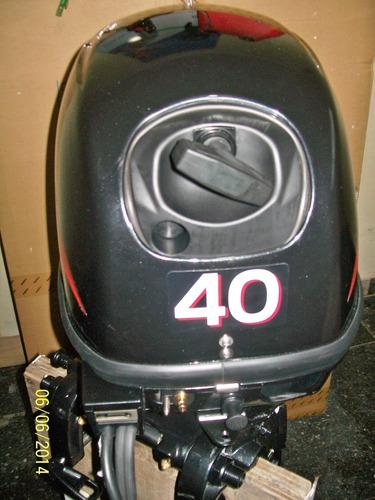 fuera de borda hidea 40 hp 2t elect comandos yamaha mercury¡
