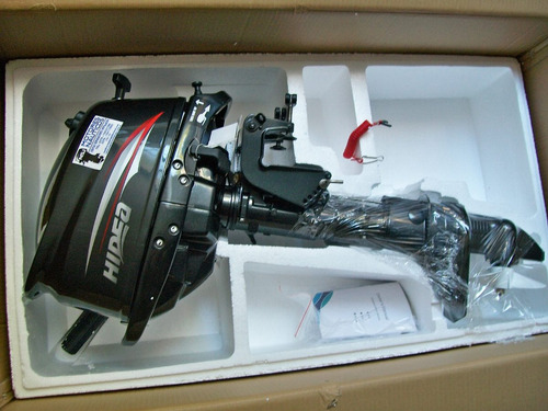fuera de borda hidea 5 hp 4 t yamaha mercury suzuki jhonson