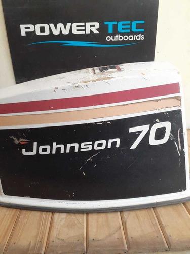 fuera de borda jhonson yamaha sail carcaza tapa cubre motor
