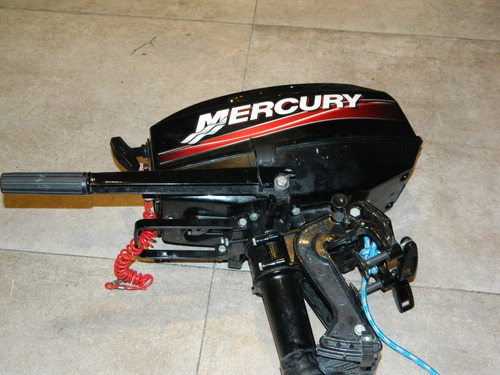 fuera de borda mercury 3.3