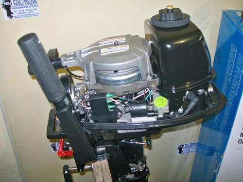 fuera de borda powertec 5 hp 2t yamaha hidea mercury otros