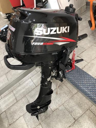 fuera de borda suzuki 6 hp 4 tiempos manual 2014 dorazio