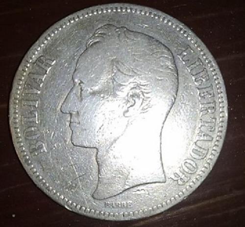 fuerte de plata año 1903 ley 900 gr. 25