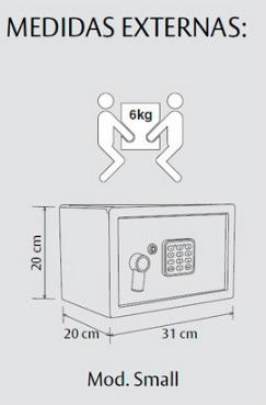 fuerte digital caja