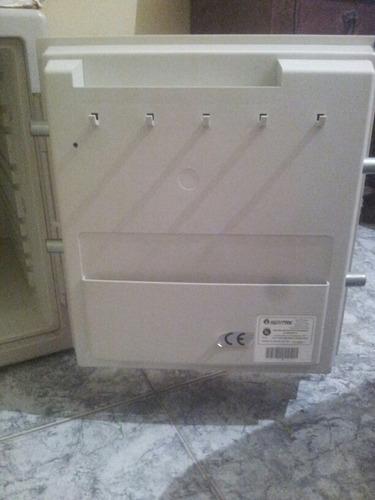 fuerte electrónica caja