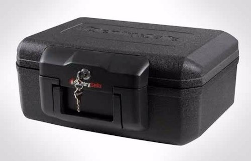 fuerte seguridad caja