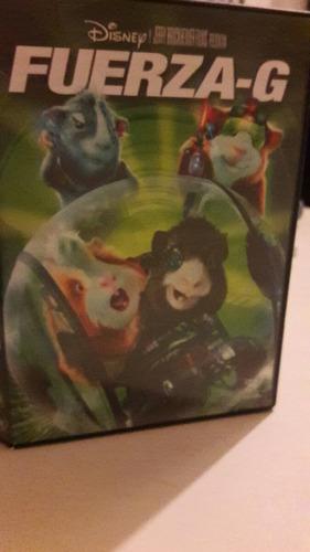 fuerza g dvd original
