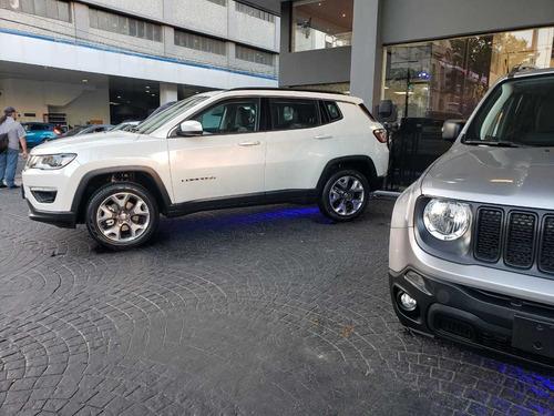 fuerza para más - jeep compass - todo terreno