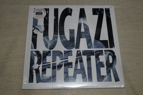 fugazi repeater vinilo rock activity
