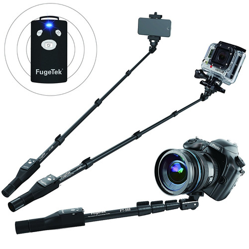 fugetek ft-568professional high end aleación selfie