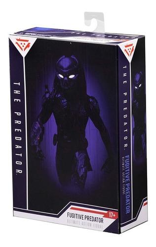fugitive predator ultimate - neca - bonellihq b19