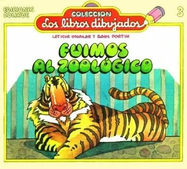 fuimos al zoológico (edición especial en cartón plastificado