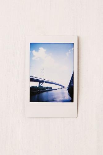 fuji instax mini 9 verde lima 60 fotos 10 broches nueva