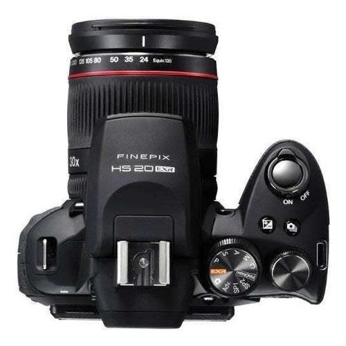 fujifilm finepix hs2016mp cámara digital con exr bsi cmos